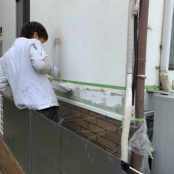 外壁補修工事のご依頼