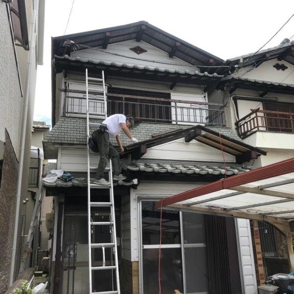 屋根工事をご依頼