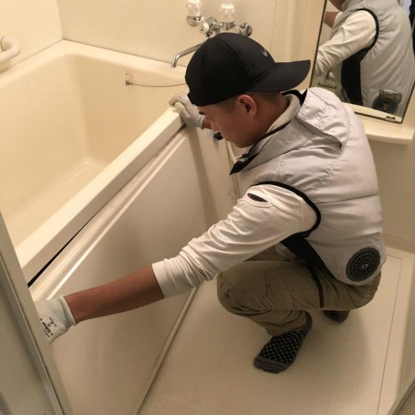 浴槽取替工事のご依頼