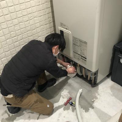 エコキュート漏水修理のご依頼
